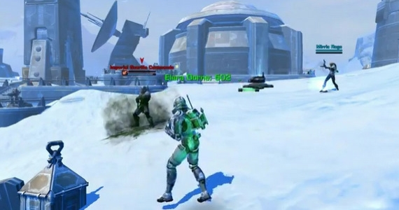 Joget di Star Wars: The Old Republic Bikin Karakter Jadi Kebal